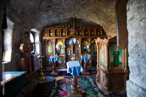 Foto op Aluminium Imagination Moldova, sito archeologico di Orheiul-Vechi.