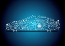 Autonomous Driving With A Elec...