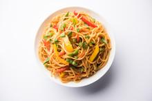 Schezwan Noodles Or Vegetable ...