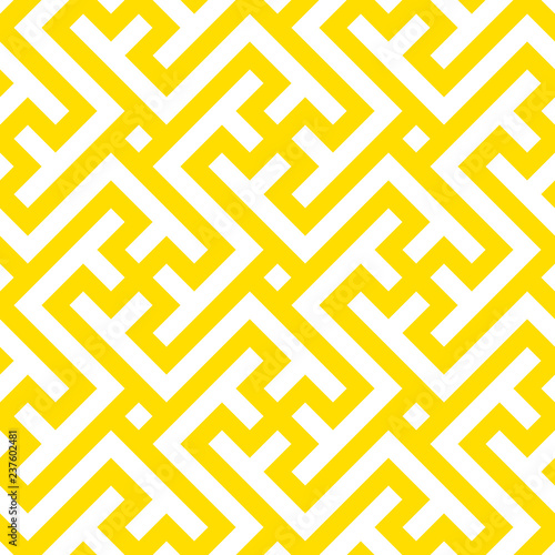 Photo  Seamless geometric pattern