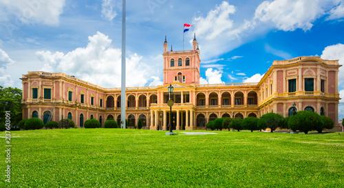 Palacio de los Lopez Canvas Print