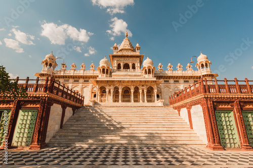 The Jaswant Thada, Jodhpur, India Canvas Print