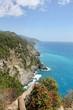 Hike from Monterosso al mare to Vernazza, Cinque Terre, Italy