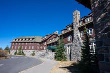 Historic Lodge At Crater Lake ...