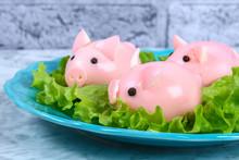 Diy Pig From Eggs. Workshop Ho...