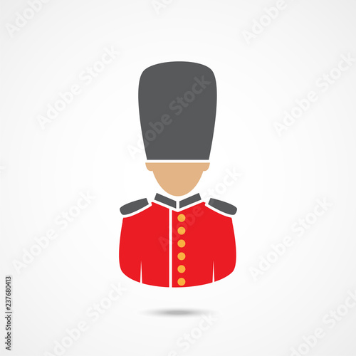 Photo  Queen's Guard Icon