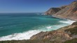 Wide, California coastline in Big Sur
