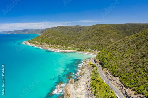 Great Ocean Road in Australia Canvas Print