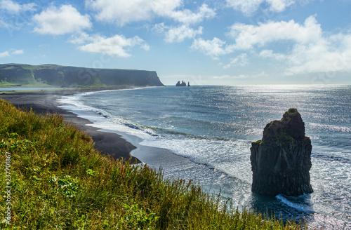 Fotografia  South Iceland sea shore