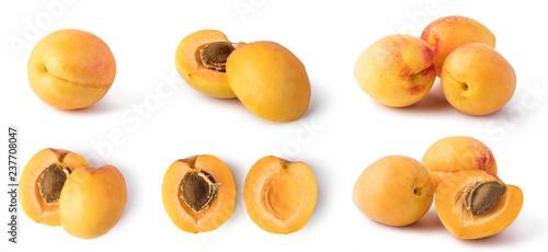 Canvas Print apricot