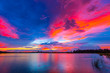 colorful cloud and sky