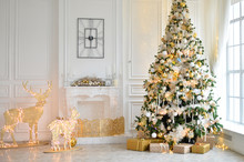 Christmas Decorations Ideas. Decorations For Christmas Party.