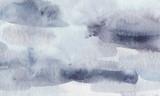 Akwarela tekstury zimowe. - 237745469