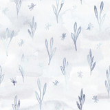 Elegancki wzór zimowy. - 237746454