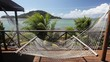Hammock on Taveuni Island, wide