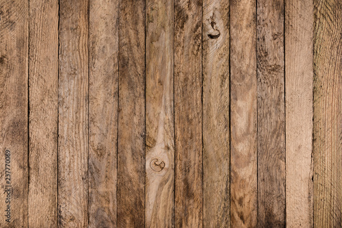 Wood texture. background old panels. Abstract background, empty template. - 237770069