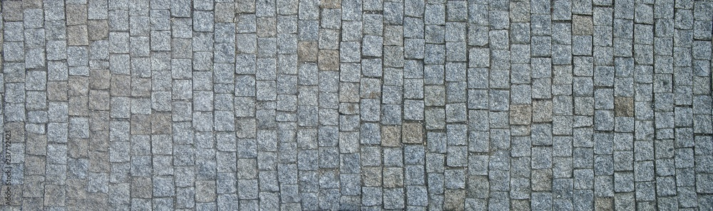 Fototapety, obrazy: Setts texture ( also called cobblestone texture )