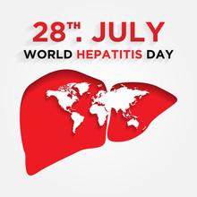 Happy World Hepatitis Day Back...