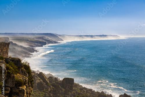 Fotografia  Cliffs on the Atlantic coast, Morocco