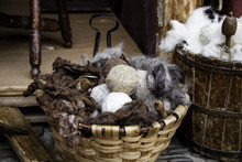 Tools For Making Wool