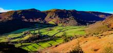 Borrowdale Valley, Lake District