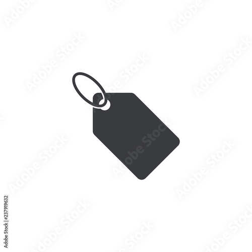Vector price tag icon  Price tag shape  Promoaction label