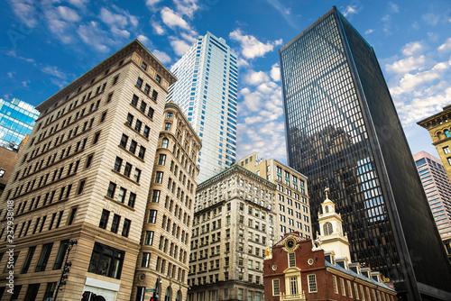Boston architectures