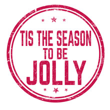 Tis The Season To Be Jolly Sig...