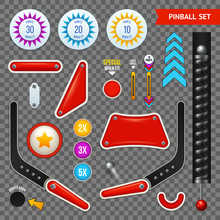 Pinball Elements Transparent I...