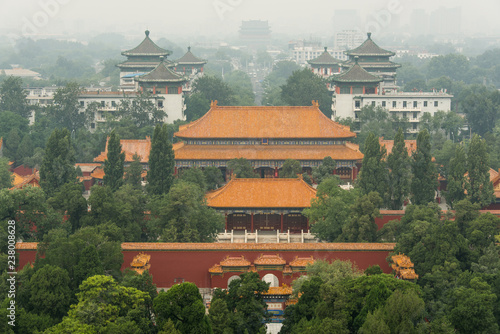 Foto op Canvas Aziatische Plekken China, Beijing, Forbidden City