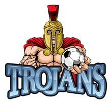 A Spartan Or Trojan Warrior So...