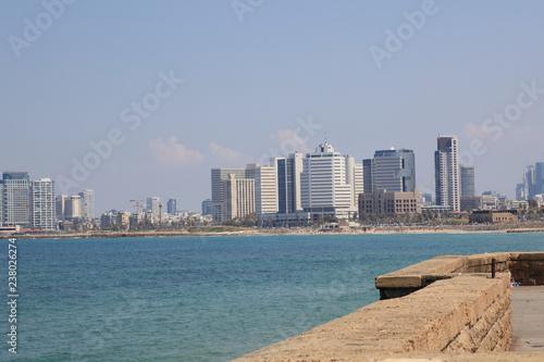 Canvas Prints Abu Dhabi Israel Tel-Aviv