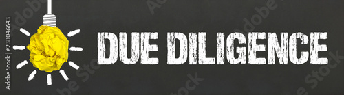 Due Diligence Canvas-taulu