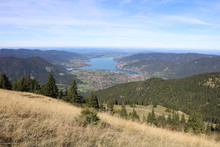 3210 Lake Tegernsee Seen From ...
