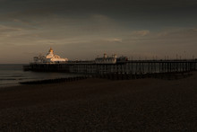 Eastbourne Pier, On The South ...