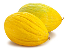 Yellow Honeydew Melon