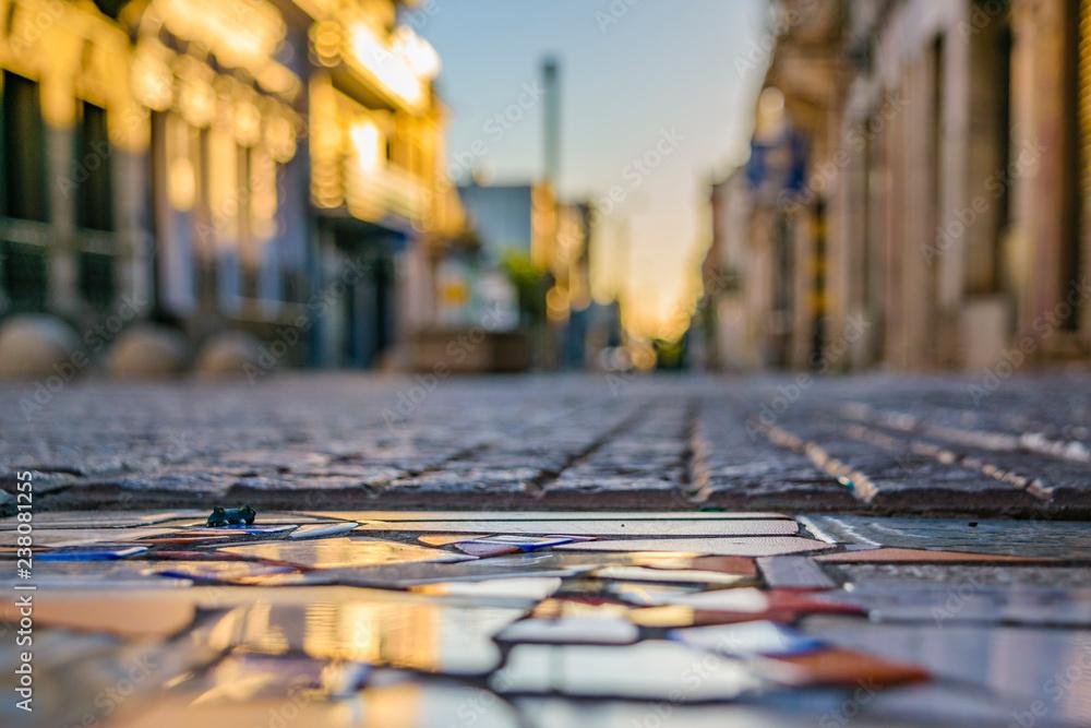 Fototapety, obrazy: Ciudad Vieja District, Montevideo, Uruguay