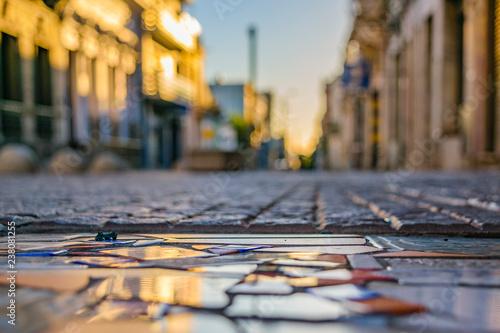 Obraz Ciudad Vieja District, Montevideo, Uruguay - fototapety do salonu