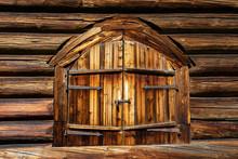 Abandoned Barn Vintage Wooden ...