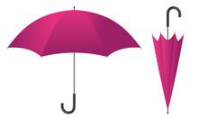 Umbrella Pink 2