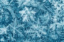 Snowflakes Crystals Macro Imag...