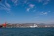 ensana harbor witg cruise ship