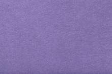 Light Violet Matt Suede Fabric Closeup. Velvet Texture Of Felt.