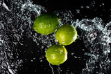 Limes Water Splash