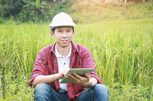 Smart Farming Management Information System using technologies in