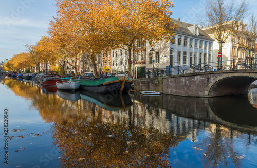 Photo  Amsterdam, Netherlands - main city and capital of the country, Amsterdam offers