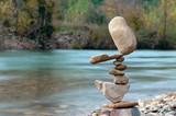 Fototapeta Kamienie - Blue stone