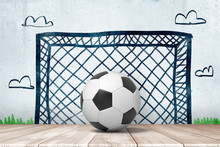 3d Rendering Of Football Ball ...