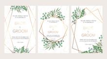 Wedding Floral Invitation, Tha...