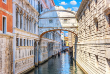 The Bridge Of Sighs Over The C...